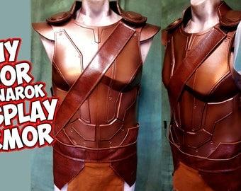 Thor Ragnarok foam Armor TEMPLATES