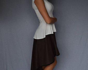 Waterfall Circle Skirt - Custom Made
