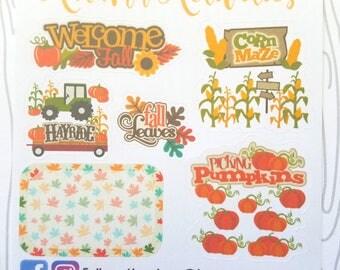 Autumn Activities // Monthly Freebie // Item #FB009