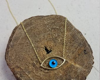 Evil Eye Necklace, Evil Eye, Evil Eye Jewelry