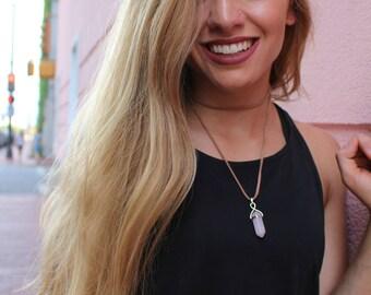 Versatile Crystal Necklace