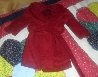 American Girl // 18 in. Doll Robe and Slippers