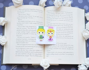 Link zelda magnetic bookmark