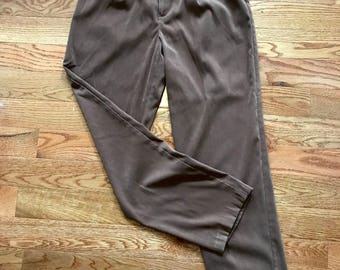 Vintage 80's/90's Trousers -- Buttery soft