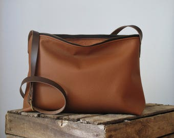 Leather crossbody bag, leather purse, leather bag, leather handbag, crossbody bags
