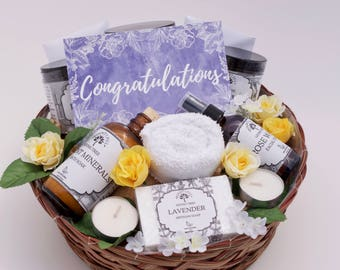 Bride to Be Engagement Gift Basket Bridal Gift Bride To Be