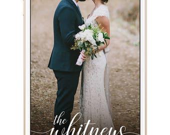 Last Name Wedding Snapchat Geofilter, Wedding Snapchat Filter, Snapchat Geofilter, Wedding Geofilter, Wedding Snapchat, Boho Wedding Filter