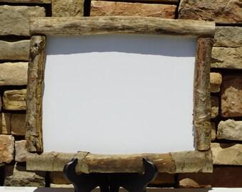 11x14 Real Driftwood Frame - Bohemian - FrankieFrameShop