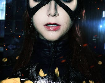 Batgirl of Burnside cosplay print