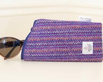 Harris Tweed Glasses Case//Spectacles Case
