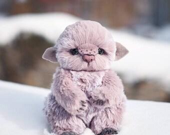 Fluffy Feb fantasy poseable doll