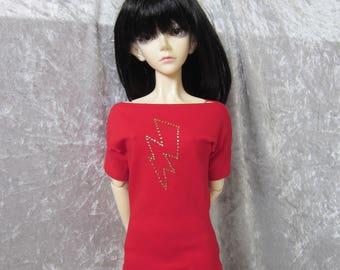 Jersey shirt for SD BJD doll