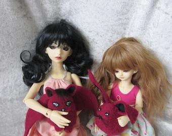 Animal plushies, BJD Yosd dolls & plush animal