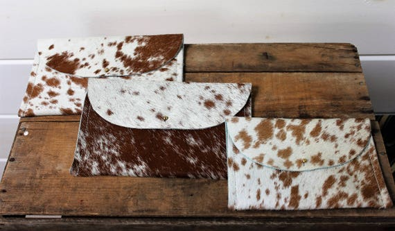 Cowhide Leather Pouches