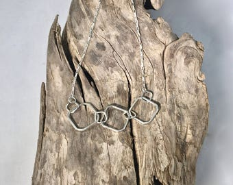 Chain link necklaces