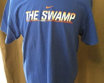 Vintage University of Florida Gators The Swamp T-Shirt, Size: Large