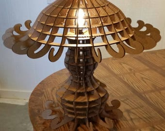 The Tiphany Lamp
