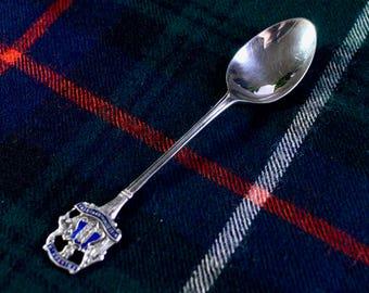 Edinburgh Scotland Vintage Silver Spoon