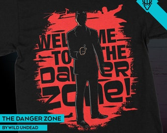 Sterling Archer T-Shirt - The Danger Zone