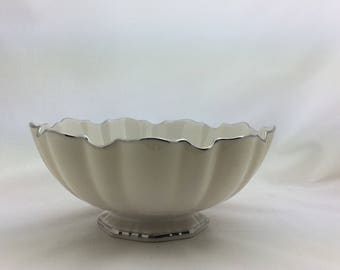 Lenox Candy Dish, Lenox Serving Bowl