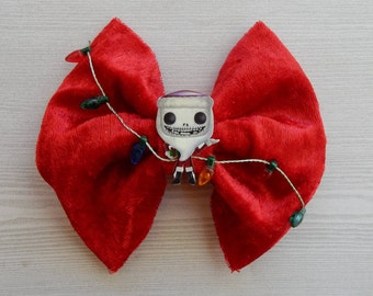 Jack Skellington, The Nightmare Before Christmas bow