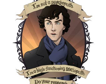 Sherlock Holmes [BBC Sherlock] - DISCOUNTED