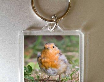 spitfire keyring. robin keyring - photo gift custom secret santa spitfire