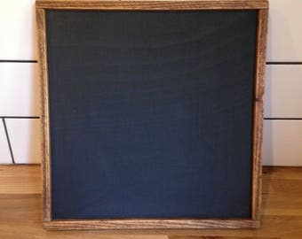 Rustic chalkboard - Handmade from reclaimed timber (ready for immediate dispatch)