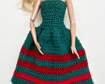 Barbie Lovely Summer Dress with Hat and Shoes