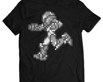 Metroid II: Return of Samus T-shirt