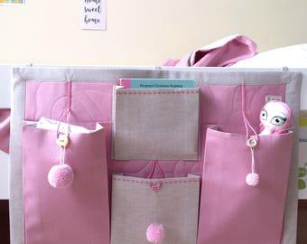 Linen Storage, Home Storage, Baby Storage, Home Orhanizer, Wall Organizer
