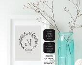 Personalized Art print wi...