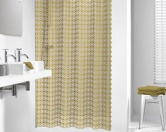 Nice Long Shower Curtain | Etsy