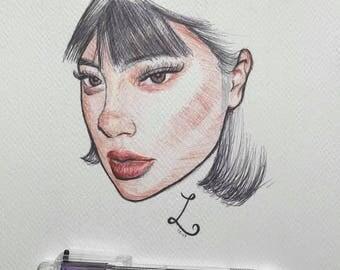 Pen Portraits
