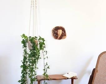 Hanging plant holder Patio Decor Plant holder Hanging Planter Patio Decoration Macrame Hanger