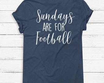 Sundays are for Football - Football - Women's Graphic Tee - Sports - Tailgating - Sunday Funday - Muscle Tank - TShirt - Graphic Tee