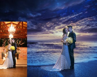 Photo Manipulation | Photo Composition | Photoshop Manipulation | Photo retouching | Retouching | Wedding | SALE