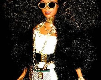 Gucci AA oak barbie doll