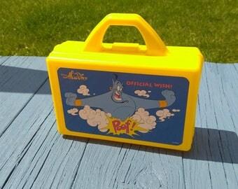 Aladdin's Genie Lunch Box