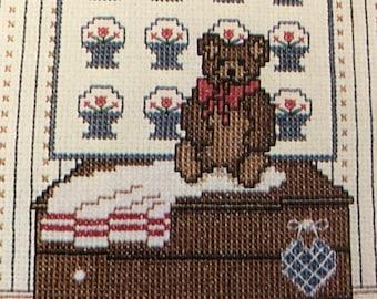 Civil War Blocks Cross Stitch Kit A Jane Stickle 1863 Civil