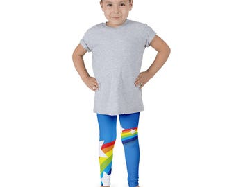 Rainbow leggings, Rainbow dash leggings, My little pony leggings
