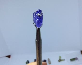 12.2 ct natural tanzanite gemstone (T11)