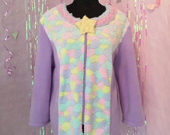 Fairy Kei, Harajuku, Decora Shooting star Cardigan.