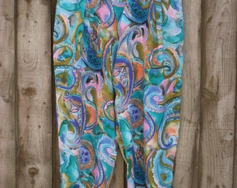 Retro Hippy Pants
