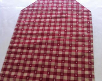 Table runners, handmade, country house style