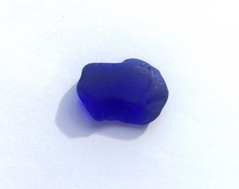 Cobalt Blue Sea Glass, Genuine Irish Сobalt Blue Sea Glass, Genuine Sea Glass
