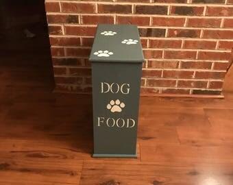 Dog Food Storage, Dog Food Container, Dog Food Bin, Pet Food Storage, Storage Container