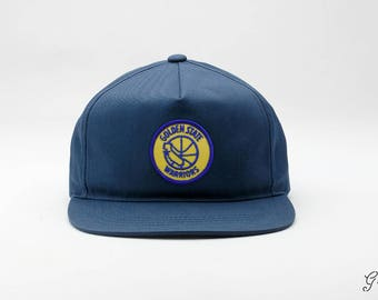 Golden State Warriors Hat - Vintage Golden State Hat | Golden State Warriors | Vintage Golden State | Retro Golden State Hat | Golden State