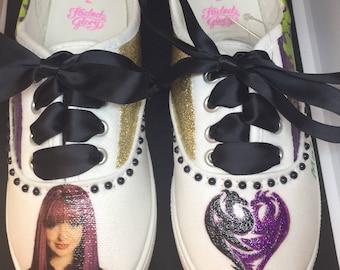 The Descendants 2 Mal Sneakers