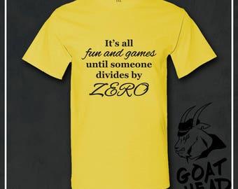 Teacher Shirts, Humor Shirts, Math Teacher Shirt, Math Gift, Funny Tshirts, Sarcastic Tshirt, Gift for Men, Sarcasm, T-shirt, Shirt, Tee